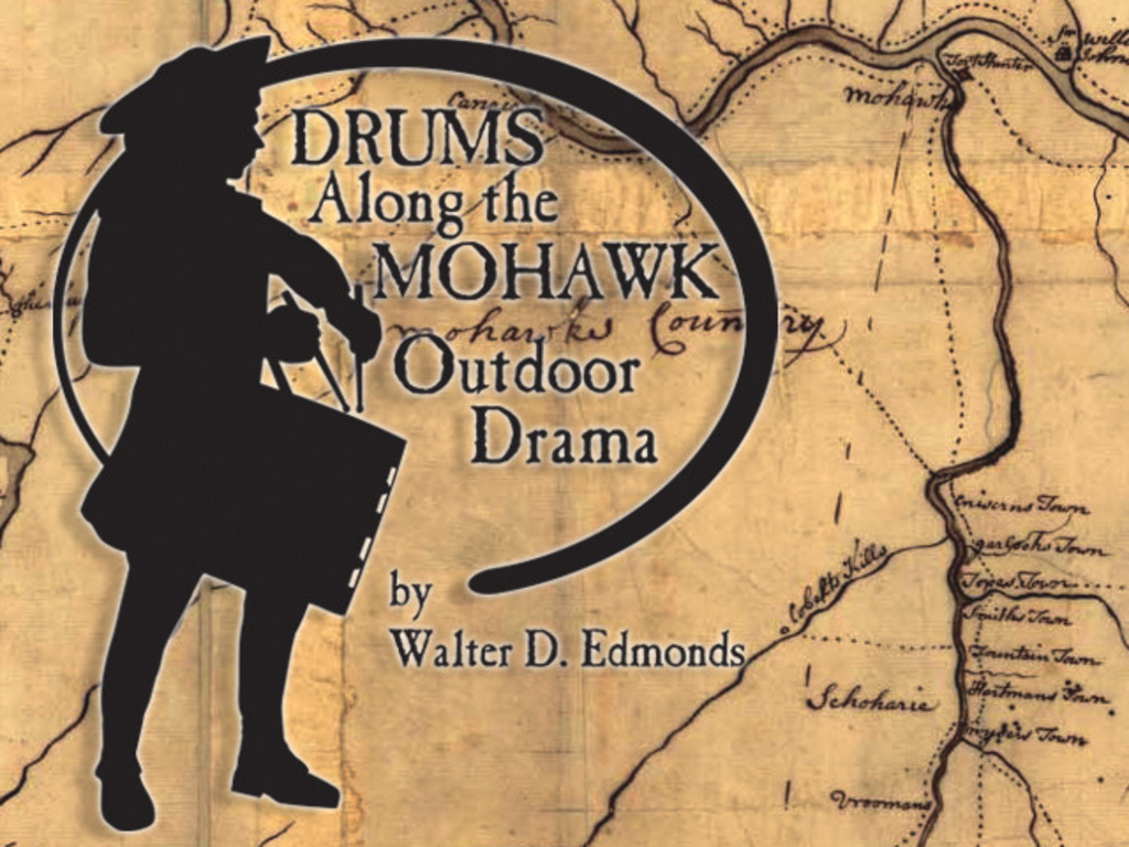 Drums Along the Mohawk Outdoor Drama's video poster