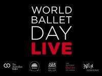 SF Ballet on World Ballet Day Live!