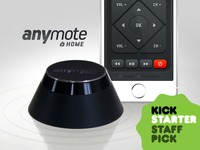 AnyMote Home + Your Phone = The Ultimate Universal Remote