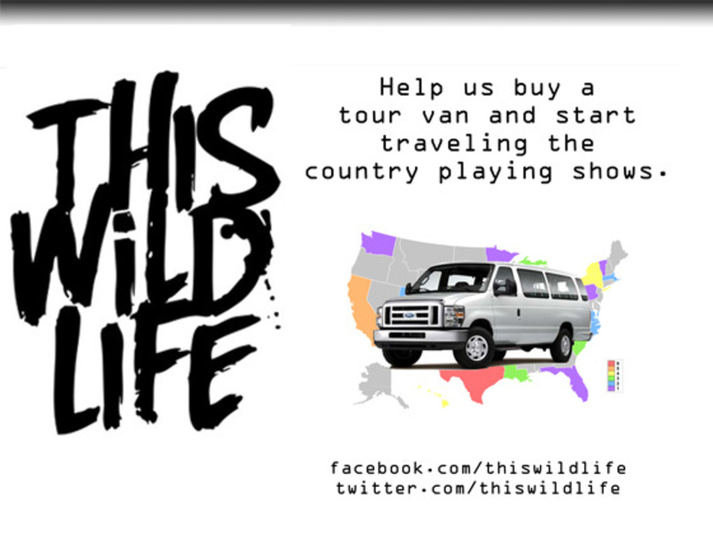 This Wild Life wants to go on our FIRST SUMMER TOUR!'s video poster
