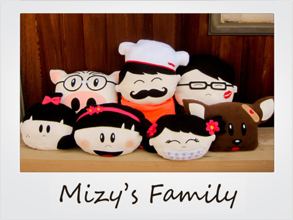 Mizy & Friends: Plush Doll Pillows's video poster