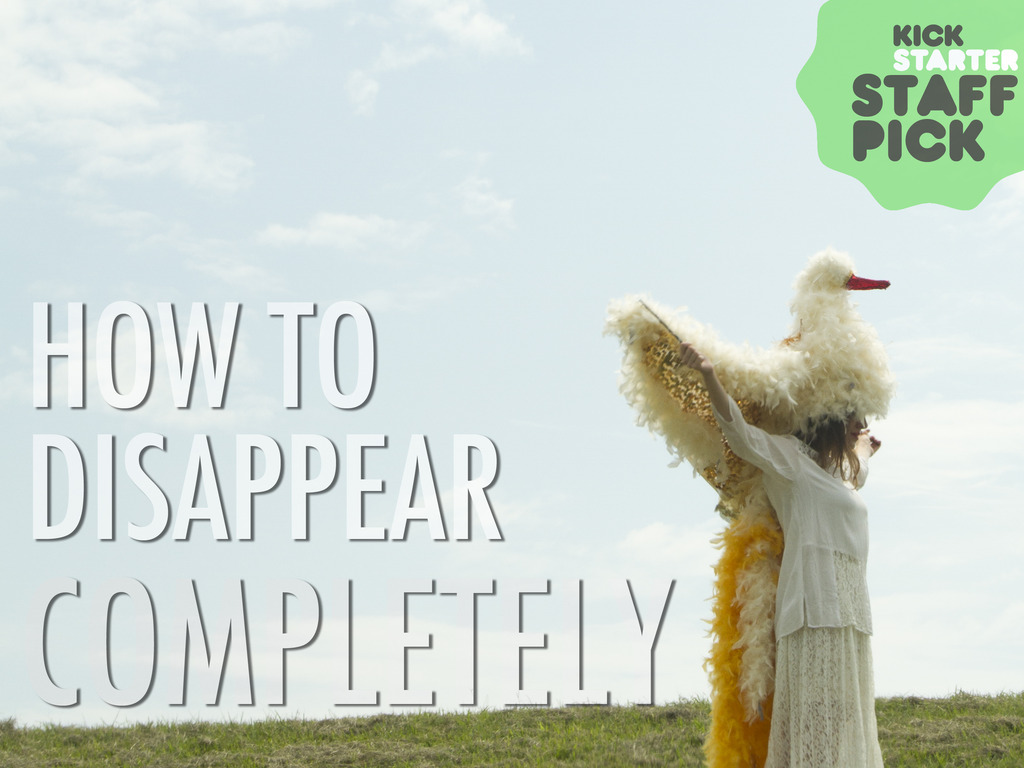How to Disappear Completely's video poster