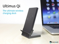 Ultimus Qi: The Ultimate Wireless Charging Dock