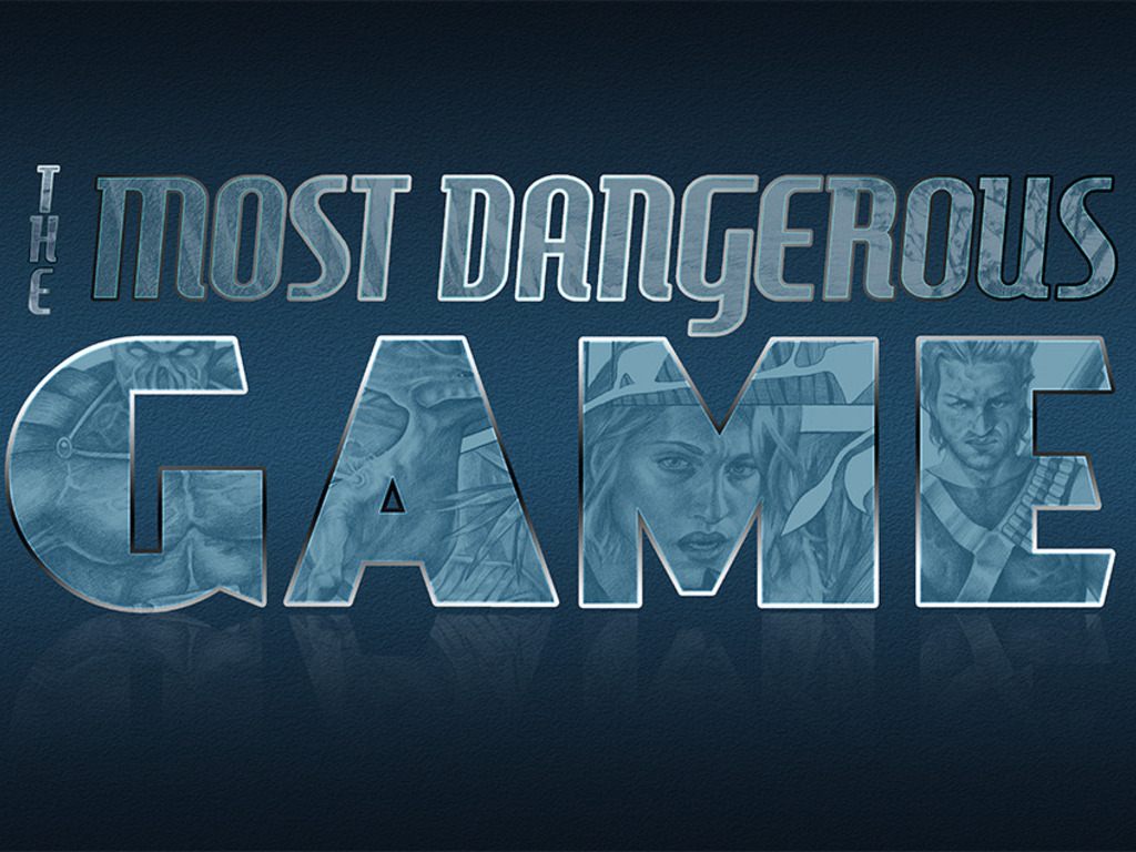 The Most Dangerous Game's video poster