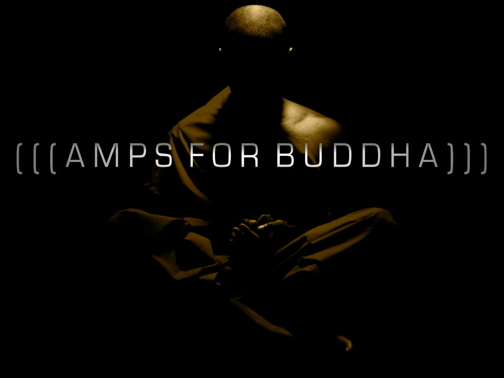 Become A Part of Amps for Buddha's 2nd Full-Length Album:'s video poster