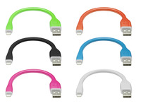 The 7 inch Bendy USB Charging Cable- Apple Certified