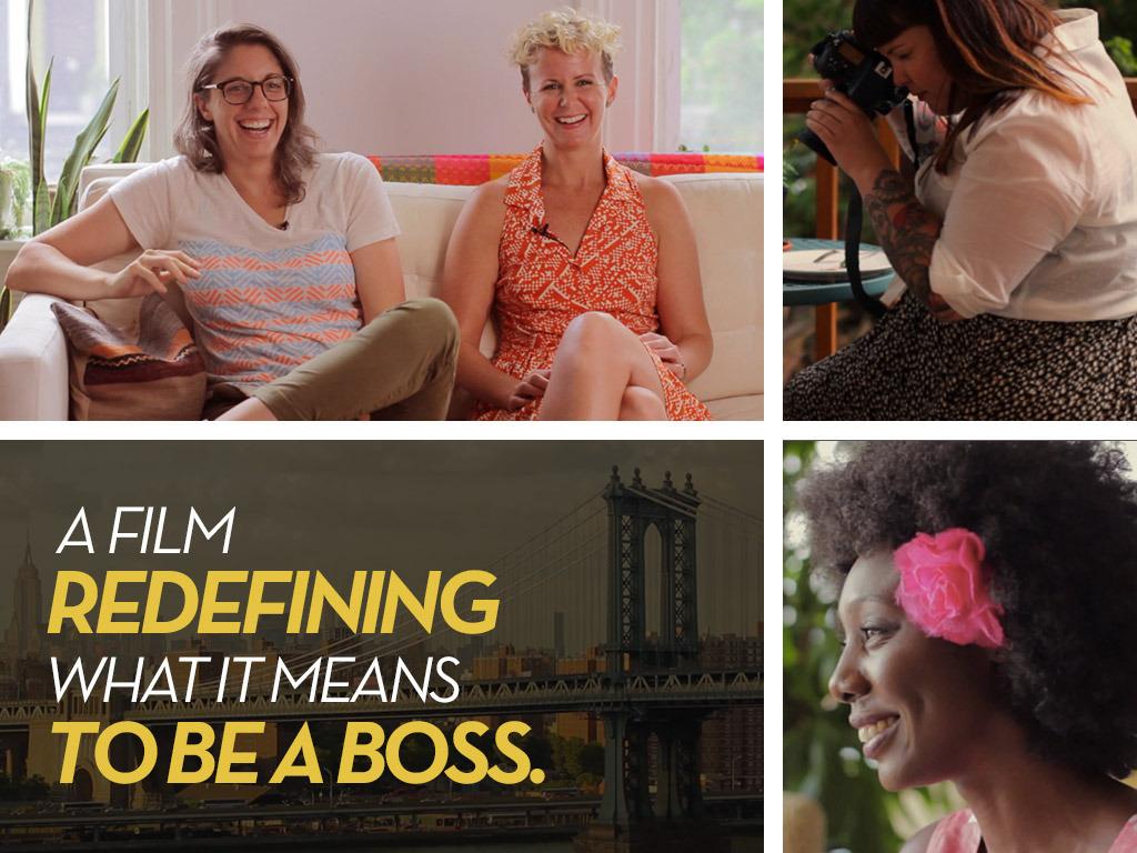 Dream, Girl: The Documentary's video poster