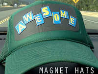 Magnetic Hats