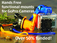 Mouthpiece Mount by GoSurf Accessories