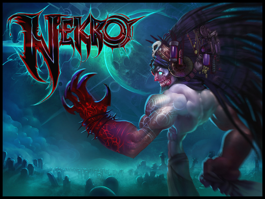 Nekro's video poster