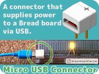 The World's Smallest? Tiny Breadboard Power Supply USB