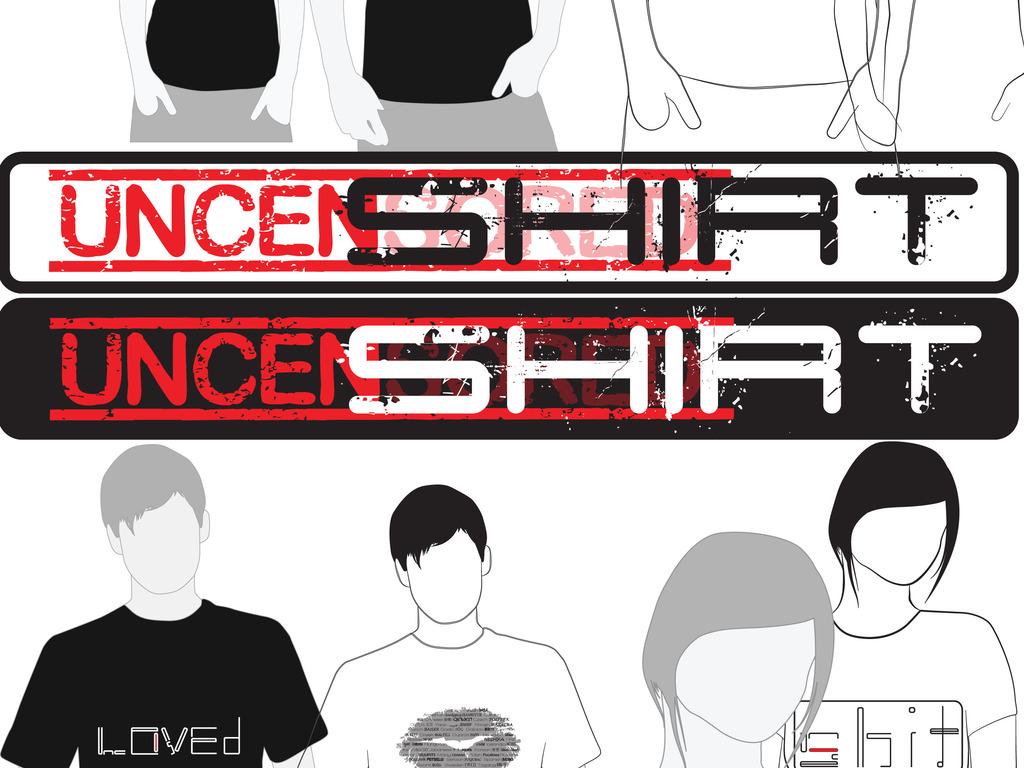 UncenShirt: Uncensor yourself's video poster