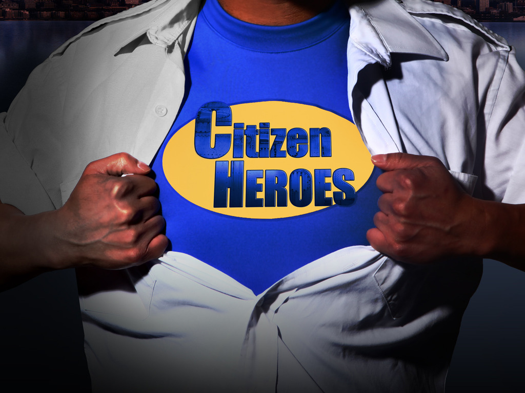 """Can ordinary people become """"Citizen Heroes""""?'s video poster"""