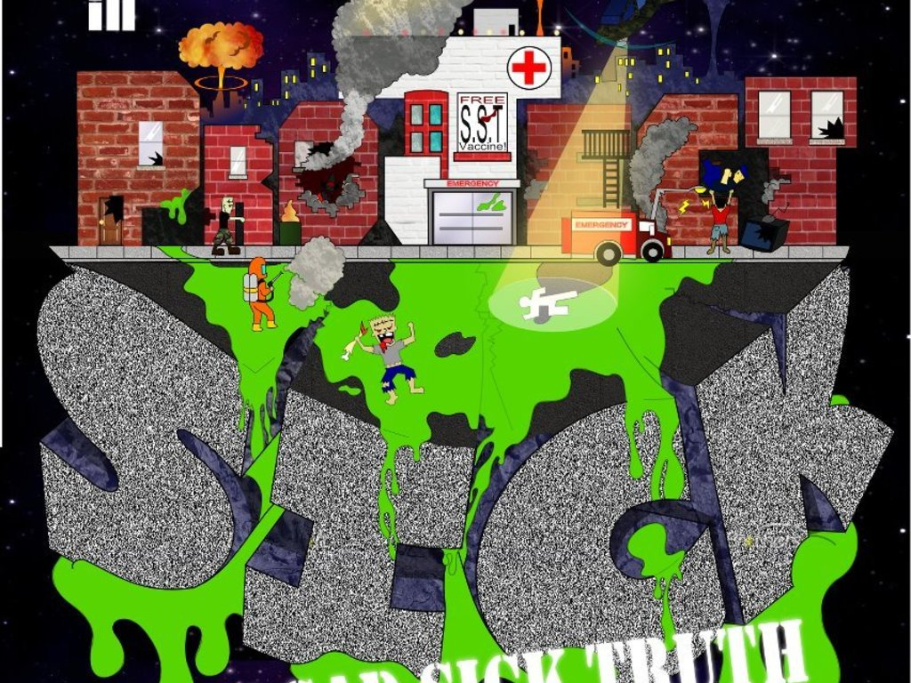PROJECT SICK, The Sad SICK Truth's video poster