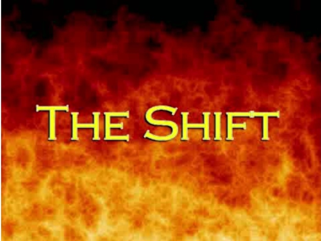 The Shift's video poster