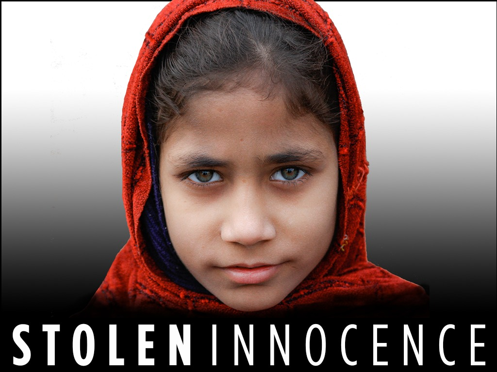Stolen Innocence - India's untold story of human trafficking's video poster