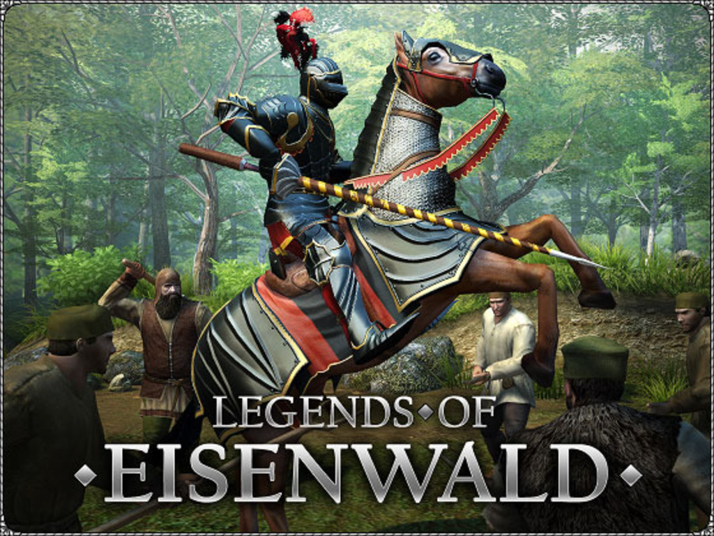Legends of Eisenwald's video poster