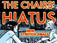 """The Chairs' Hiatus"" Special Hardback Two Color Edition"