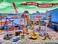 The Life Size Mousetrap - Bringing Physics to Life!