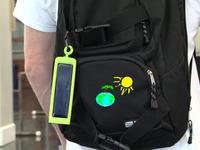 Granola Strolla - Portable Solar USB charger