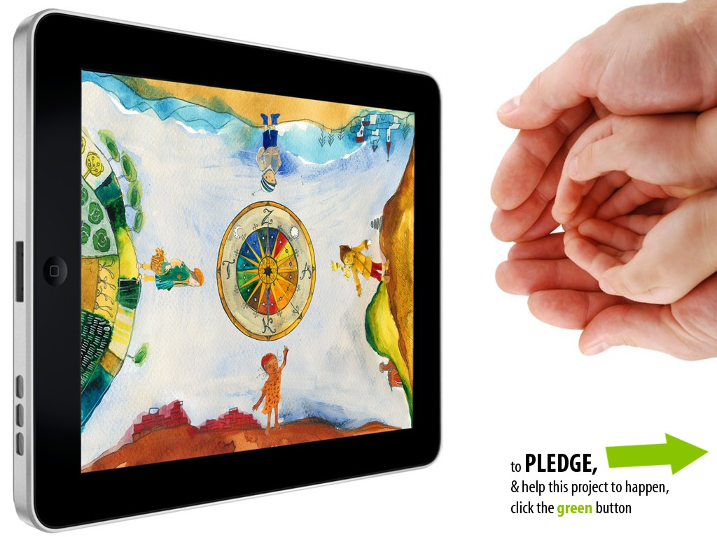 Children of the Elements - the Sustainability Story for iPad's video poster