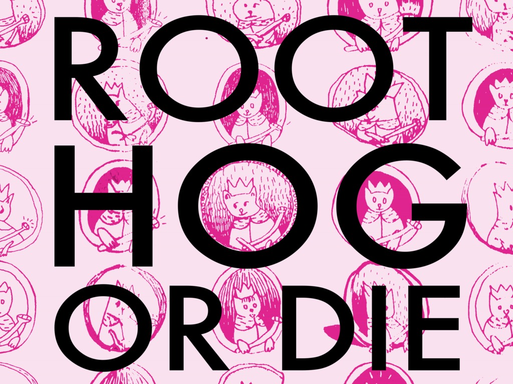 Root Hog or Die - The John Porcellino/King-Cat documentary's video poster