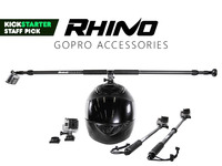 Rhino GoPro Accessories: 360 Swivel & Poles for GoPro Camera