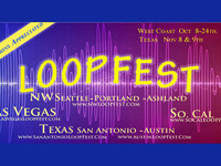 Don't miss Live Looping at the 2014 LoopFests!