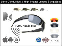 Buhel SOUNDglass™ Glasses & headphones for iPhone, Android