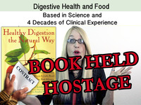 Digestive Book Held Hostage -