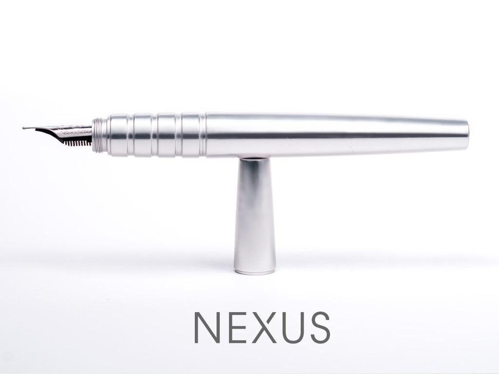 Nexus Minimal Fountain Pen's video poster