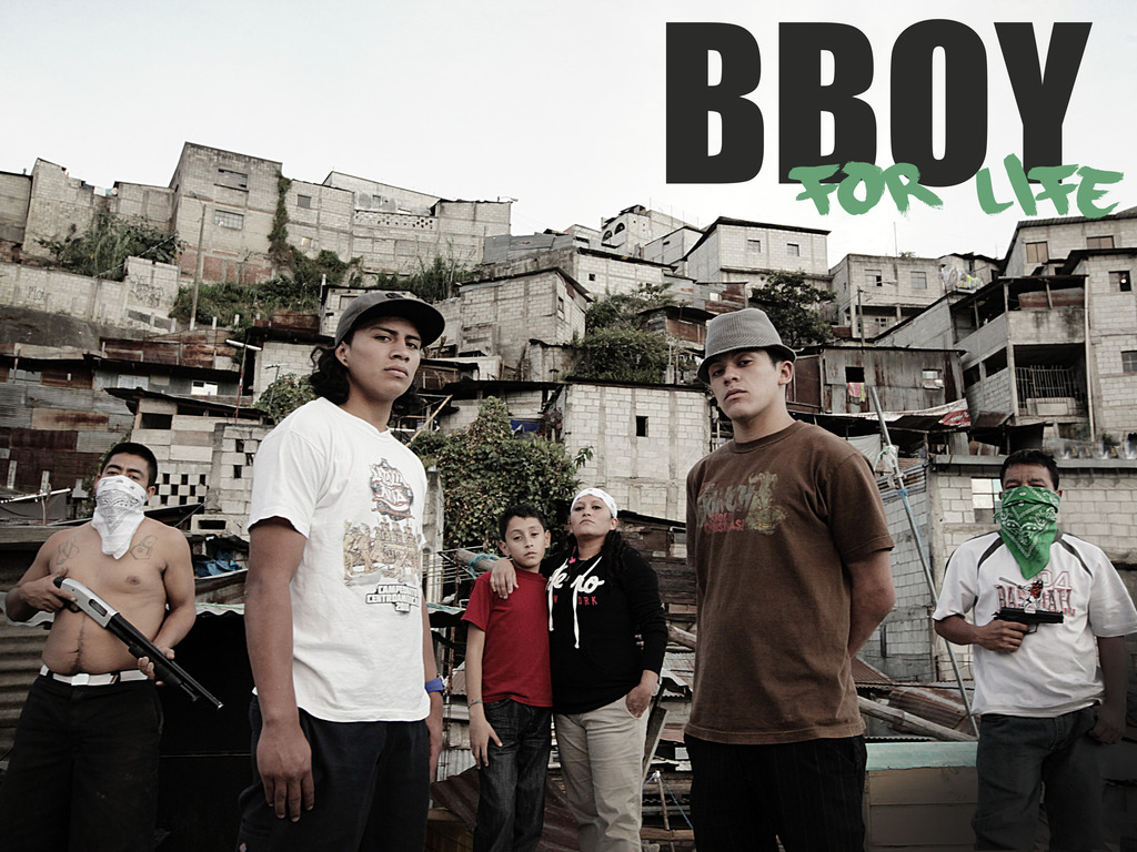 save BBOY for LIFE (the movie)'s video poster