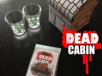 Dead Cabin -The Zombie Drinking Party Game & Family Version