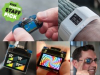 TinyScreen: A color display the size of your thumb!
