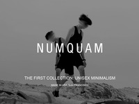 NUMQUAM: The First Collection