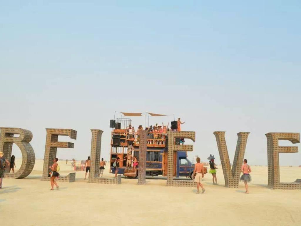2014 Burning Man PaddyWagon Fundraiser's video poster