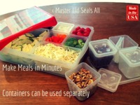 A Cooler Way to Prep, Serve and Travel with Food!