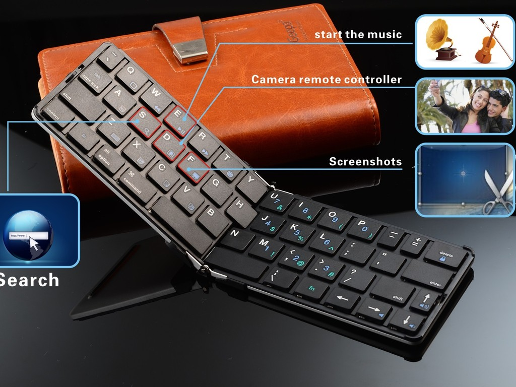Flyshark:To Redefine The Wireless Keyboard's video poster