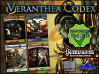 Veranthea Codex - A Pathfinder Resource and Campaign Setting