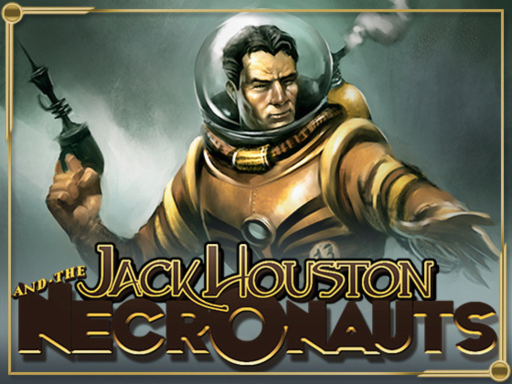 Jack Houston and the Necronauts's video poster