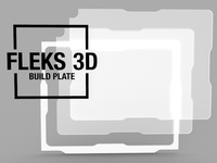 FLEKS3D™ Build-Plate System