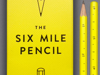 The Six Mile Pencil - A Pencil That Encourages You To Draw