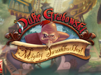 Duke Grabowski, Mighty Swashbuckler! Point-and-click fun!