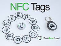 NFC Tag Stickers - Automate your Smartphone