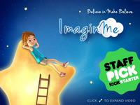 ImaginMe Storytelling. Believe in Make Believe.