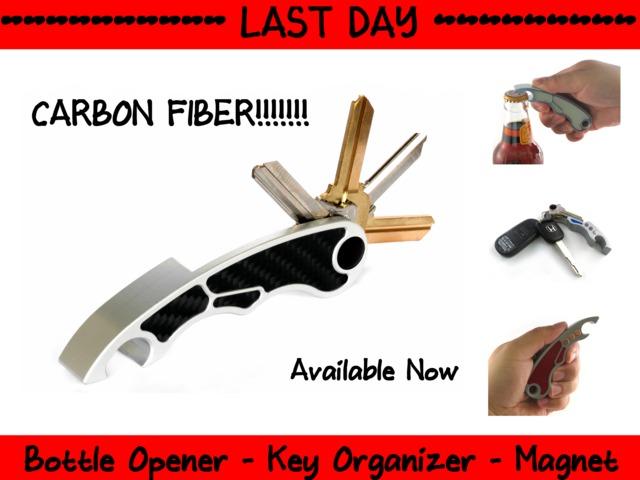 talon bottle opener key organizer magnet by kelvin. Black Bedroom Furniture Sets. Home Design Ideas
