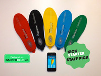 Digitsole: The first interactive insole to heat your feet