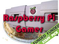 Raspberry Pi Gamer Console