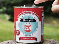 Useless Can - DIY Kit for Everyone
