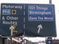 101 Things Birmingham Gave the World: The Book